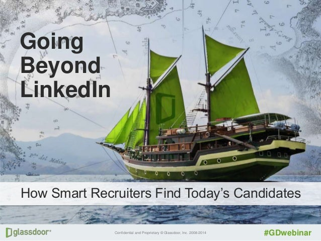Click to to edit Master title Click edit Master title style  style  Going Beyond LinkedIn  How Smart Recruiters Find Today...