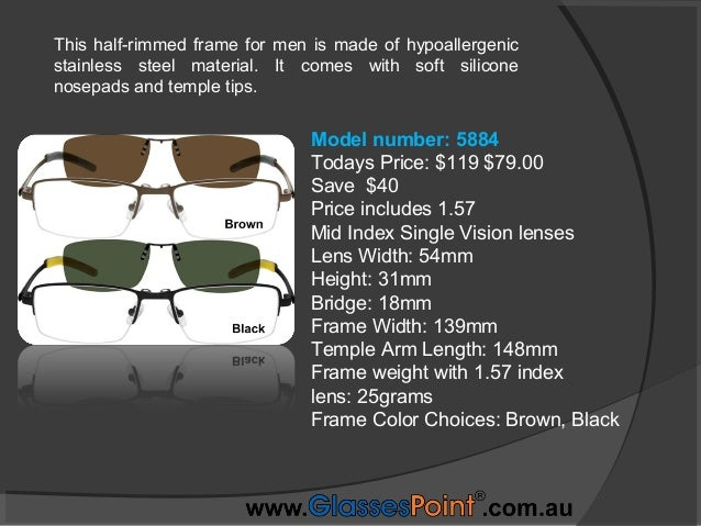 GlassesPoint - Magnetic Glasses - 웹