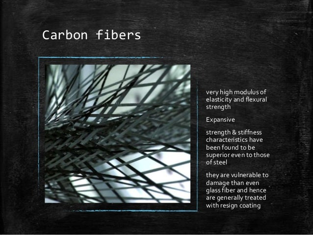 Glass Fibers Reinforced Concrete