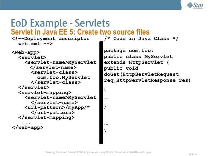 Creating Quick and Powerful Web applications with Oracle