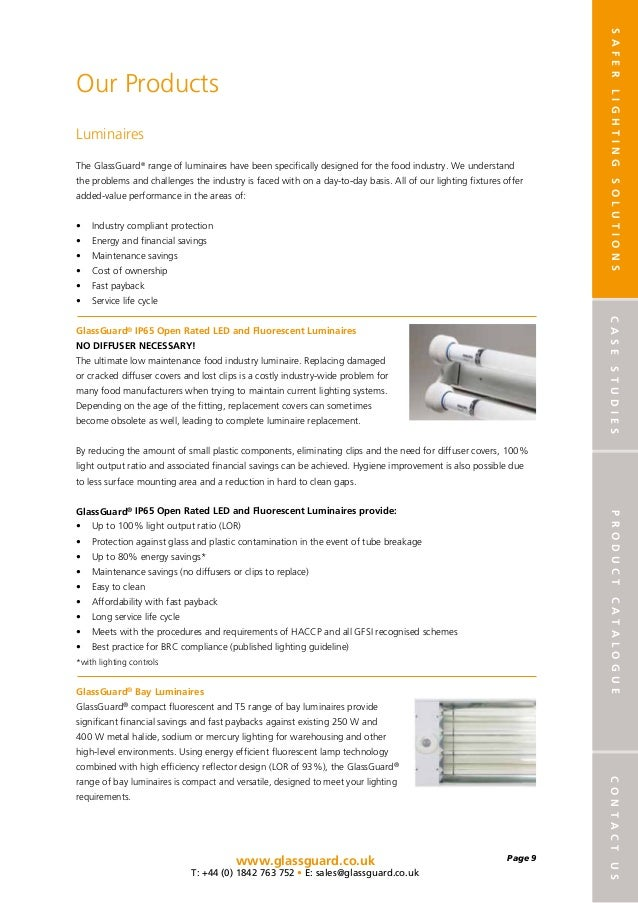 Saferlightingsolutionscontactuscasestudiesproductcatalogue 9