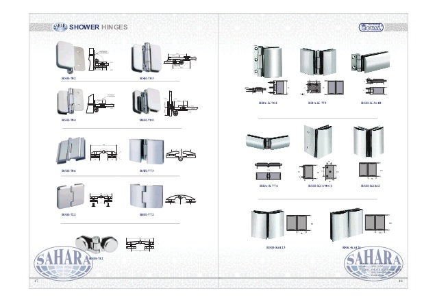 Glass Hardware 2015 Catalogue