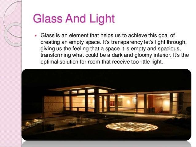 Glass In Interior Design