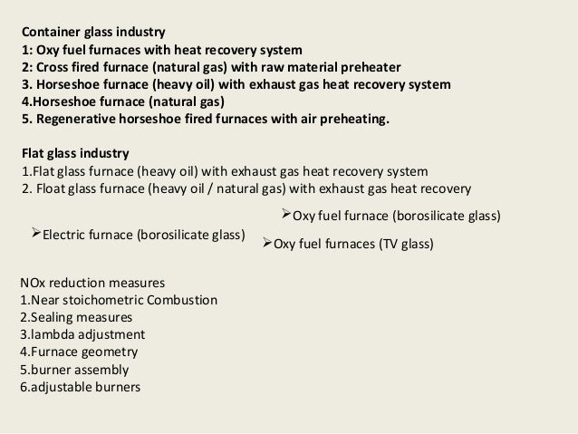 Glass Melting Technology