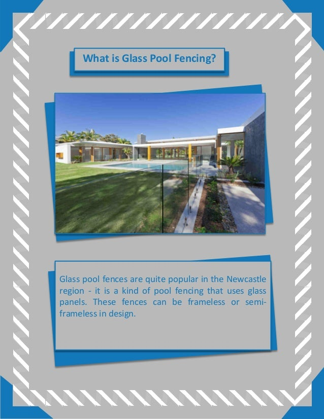 Glass pool fencing newcastle using stainless steel as for Pool design newcastle
