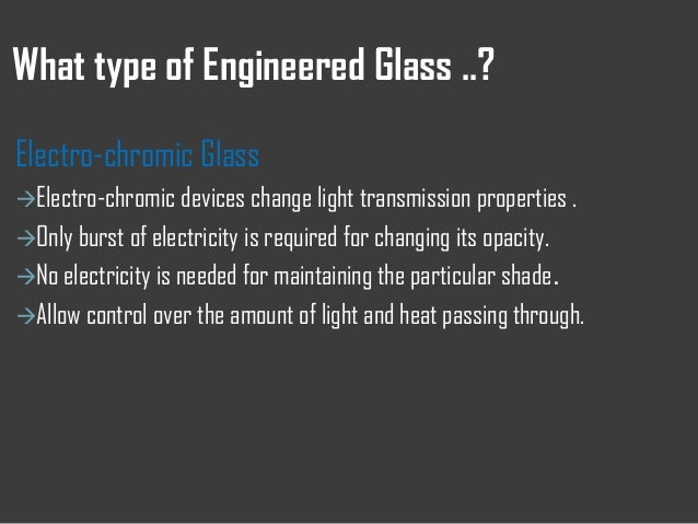 Future Of Glass