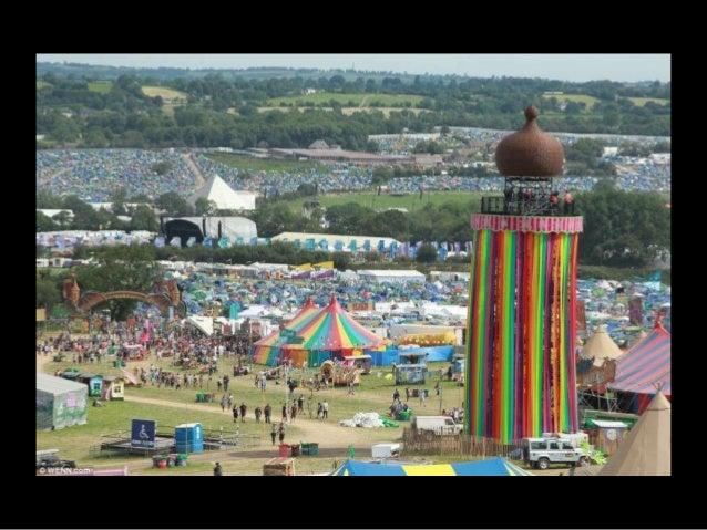 Glastonbury festival 2014 england  2 (英國 2014 格拉斯頓伯里 音樂節 -2) Slide 2