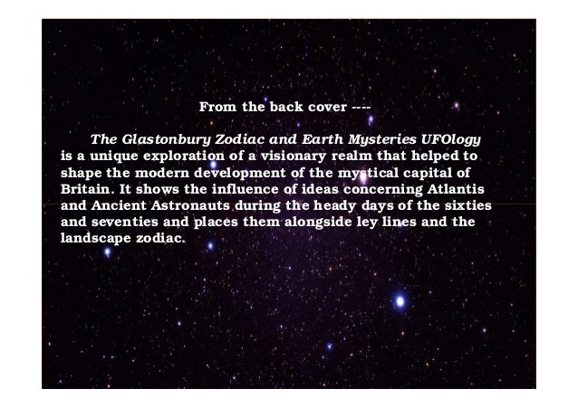 The Glastonbury Zodiac and Earth Mysteries UFOlogy Slide 3