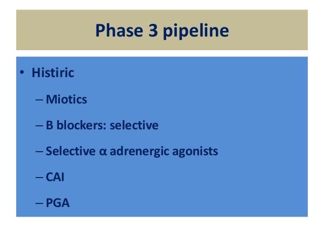 Adonosine agonists: TRABODENOSON • 4 Adenosine receptors in Human Trabecular mesh work – In combination A1, A2, A3 reduce ...