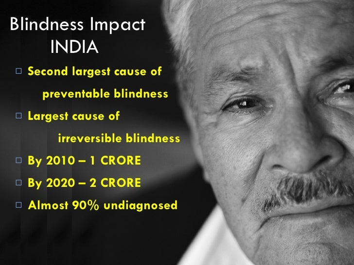 Common Ocular Diseases (World Glaucoma Day) Slide 3