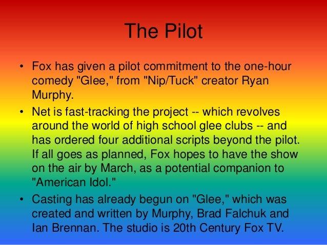 Who's In It?•   Starring-•   Dianna Agron•   Chris Colfer•    Darren Criss•   Jessalyn Gilsig•    Jane Lynch•   Jayma Mays...