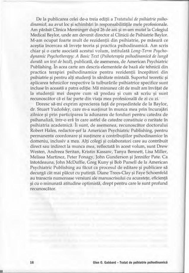 "Gabbard GO, Coyne L. ""Predictors of response of antisocial patients to hospitaltreatment"", Hosp Community Psychiatry 38:11..."