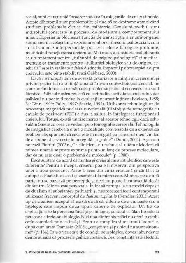 tipuri de conţinut psihic inconştient: 1) preconştientul (conţinut mintalcare poate fi adus uşor la nivelul conştient, pri...