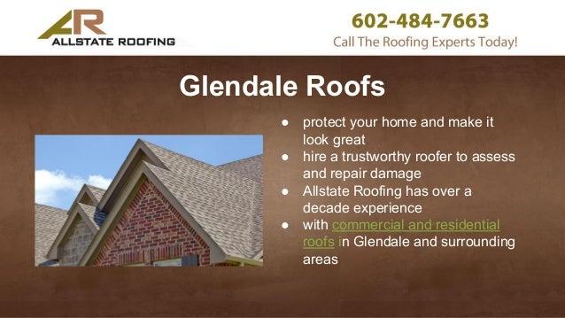 Roof Repair In Glendale, AZ