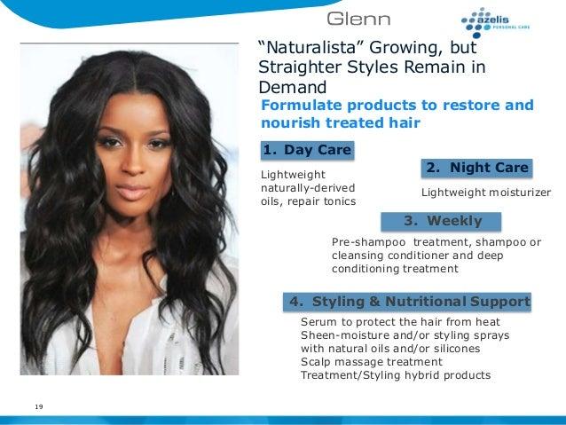 Natural Hair Consumers Demographics