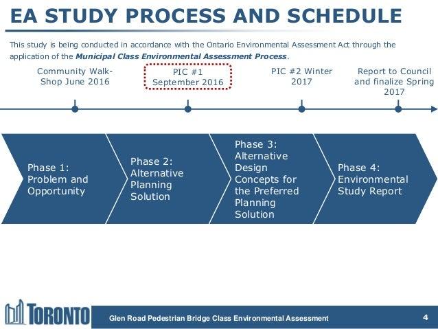 municipal class environmental assessment pdf