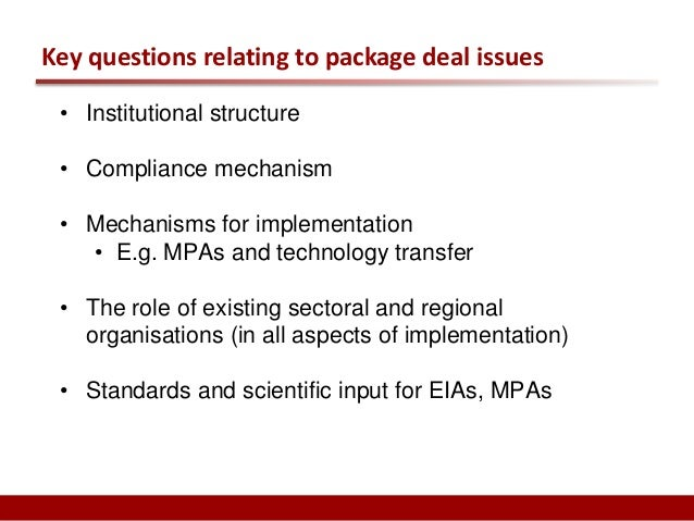 Example: designation of MPAs in ABNJ  Scientificbasis Proponent Review  Track1:existing  internationalandregional...