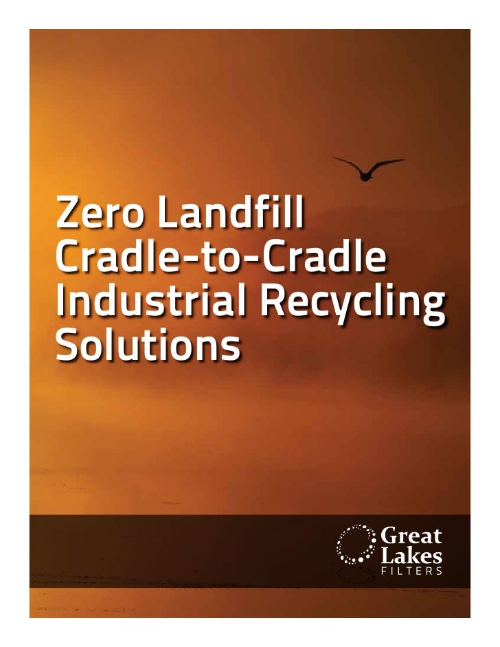 Zero LandfillCradle-to-CradleIndustrial RecyclingSolutions