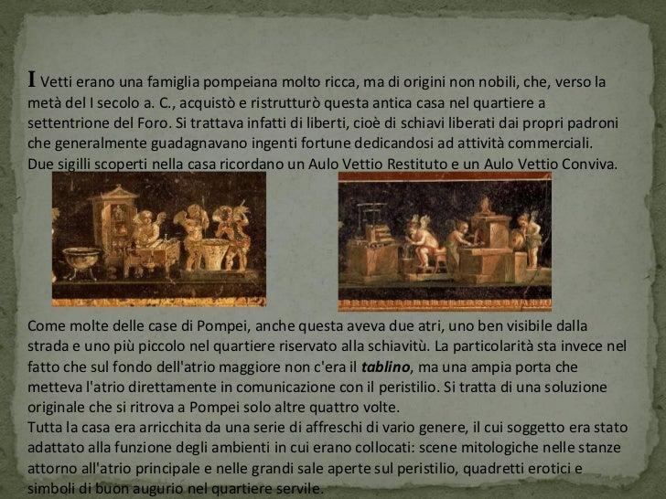 Gli scavi di pompei - Ristrutturo casa ...