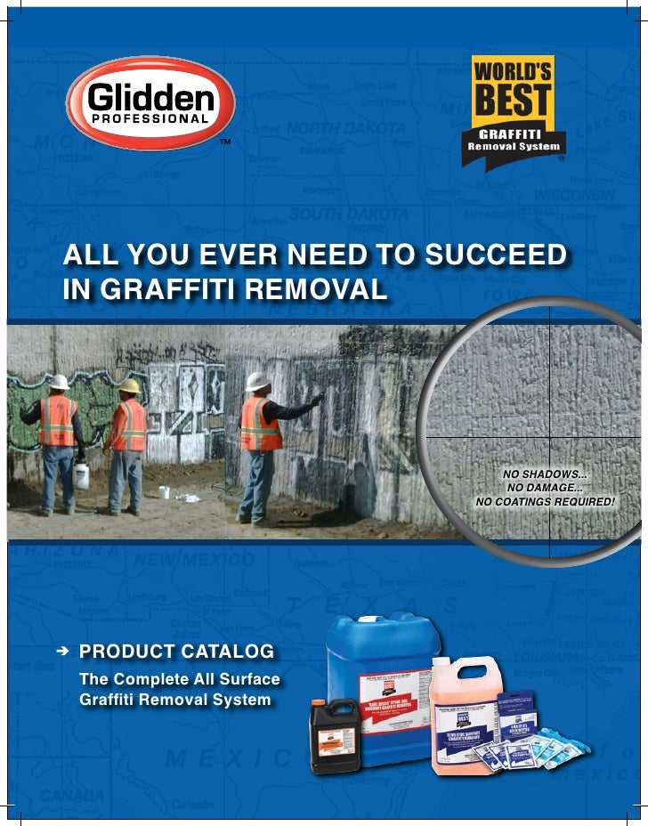 ALL YOU EVER NEED TO SUCCEEDIN GRAFFITI REMOVAL                               NO SHADOWS...                               ...