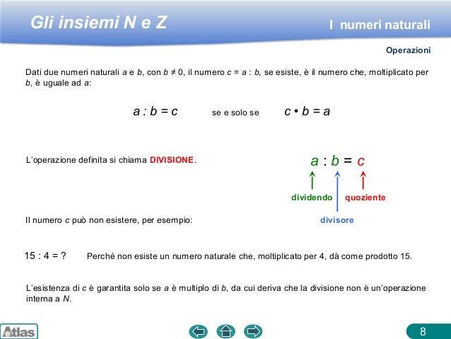new product 4e04d 4f364 Gli insiemi n e z