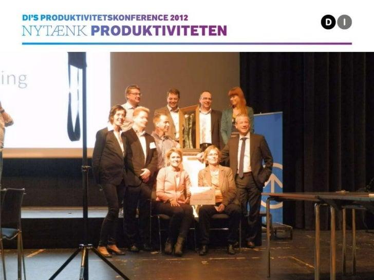 Produktionschef Thomas Walz og tillidsmand Claus Jørgensen TRESU A/S var blandt dem, der delte ud afderes erfaringer i en ...