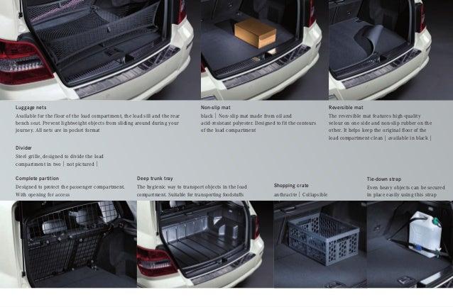 2010 mercedes benz glk class accessories silver star for Mercedes benz gl450 ski rack