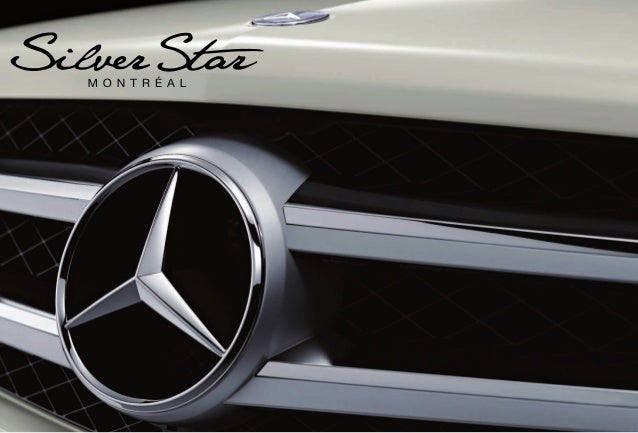 2010 mercedes benz glk class accessories silver star for Silver star mercedes benz montreal