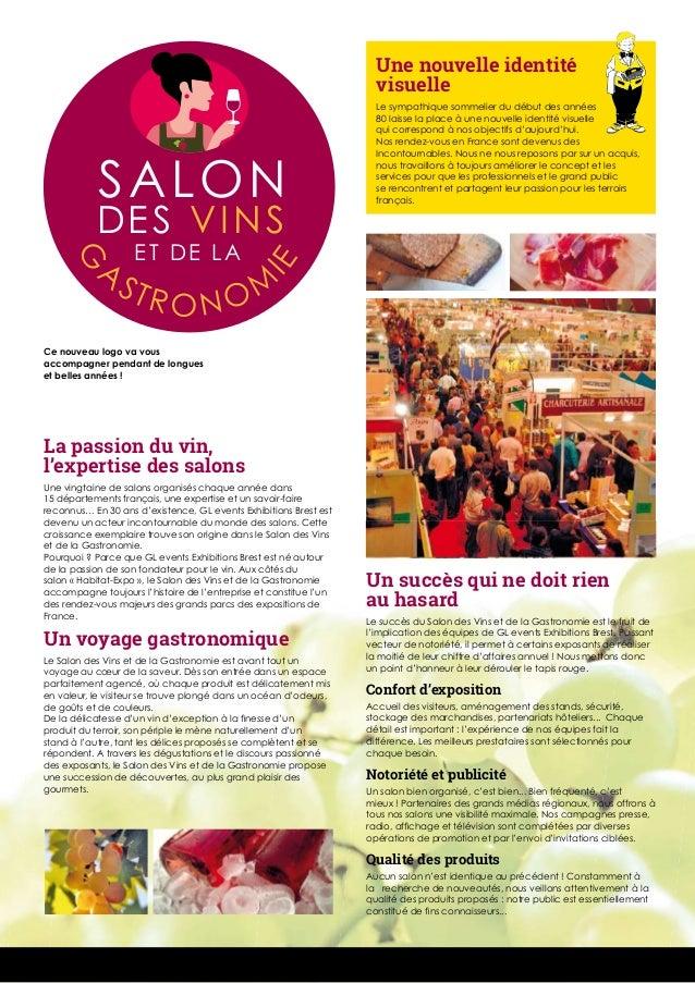 Salon des vins et de la gastronomie 2015 - Salon de la gastronomie lille ...