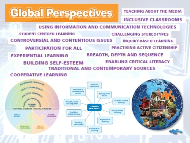 Student Learning • Empathy for other genders and cultures • What it means to be true global citizens • Project planning, p...