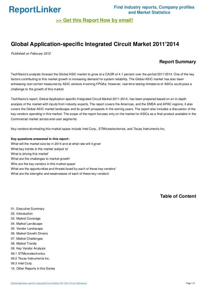 Single integrated global marketplace