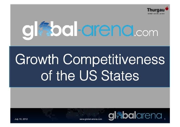 July 10, 2012   www.global-arena.com   1