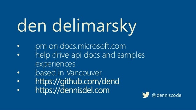 Global Azure Bootcamp - Vancouver (2018) - Testing with Containers Slide 2