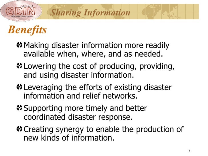 DISASTER INFORMATION NETWORK EPUB