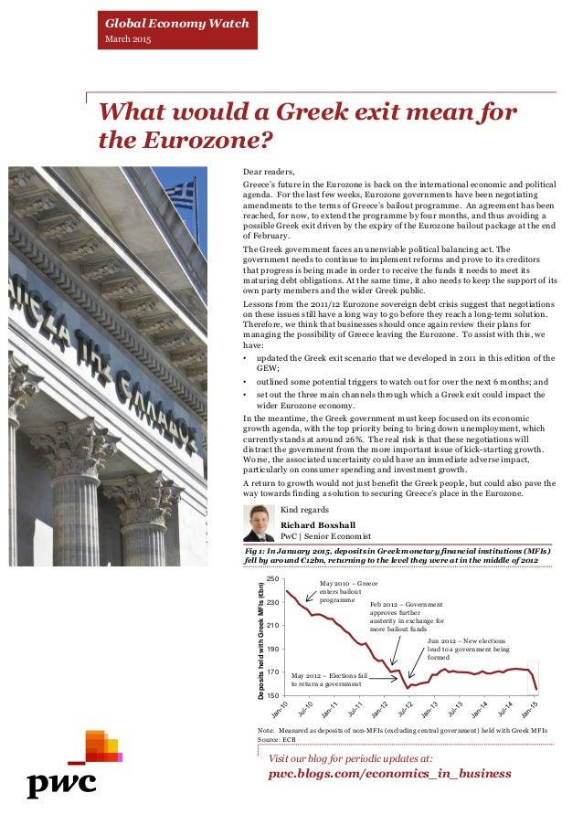 The World Economy | Economy Watch