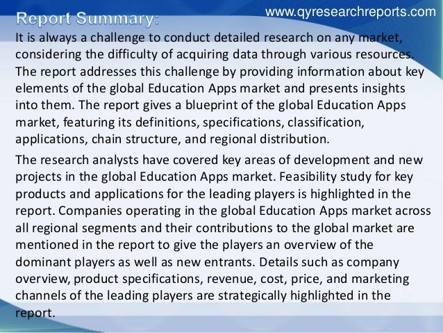 analysis canadian tutoring industry Clear, accurate us market analysis for business plans, strategy, and investments in the fine arts schools industry.