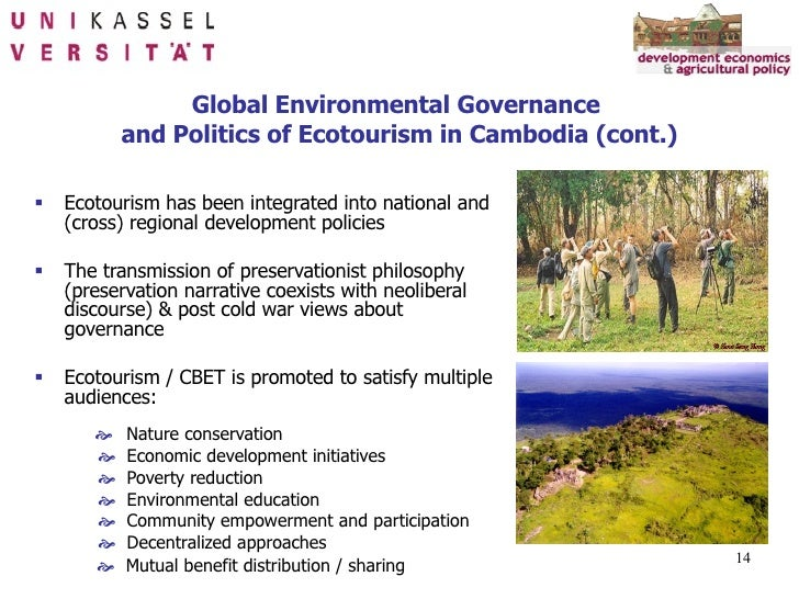 Environment and natural resources
