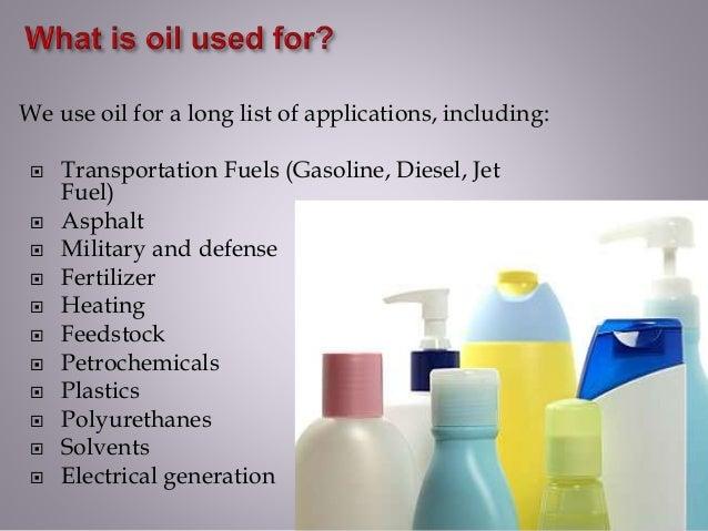 Global Market of Oil
