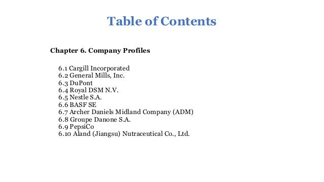 table of contents10 company profile211 pepsico Brand/company mintel provides overviews of the top brands and manufacturers table of contents overview what you need to know products covered in this report figure 36: user profile of pepsi max, april 2017.