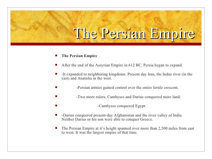 achievements of persian empire It can be said that among the many achievements of the persian empire, perhaps arguably their greatest was in the creation of the empire itself.