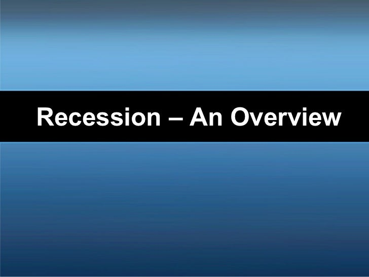 worldwide recession Xem video our main global macro outlook still maintains that recession is more likely than not in the near future (12 to 18 months) based on the global credit impulse having peaked simultaneously with global inflation, steen jakobsen, chief economist at.