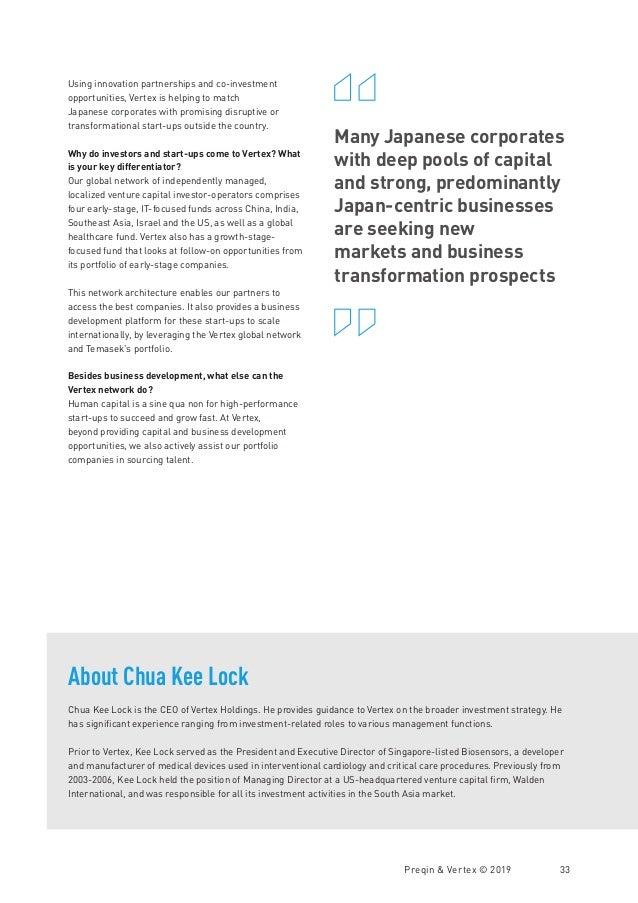 Global Venture Capital Perspectives: A Preqin & Vertex Study