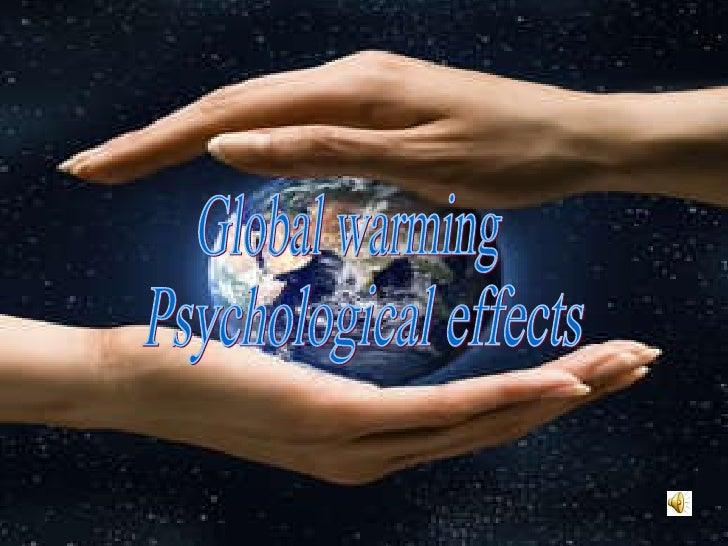 Global warming Psychological effects