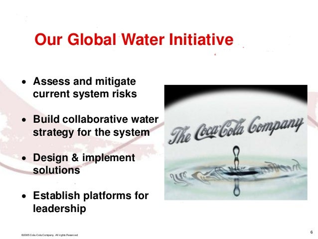 main strategic issues facing coca cola company essay Now people in more than 200 countries drink 19 billion servings every day, according to the coca-cola company having a product people enjoy is far from the only thing needed to become one of the world's most valuable companies coca-cola used seven key design and marketing strategies, which made.