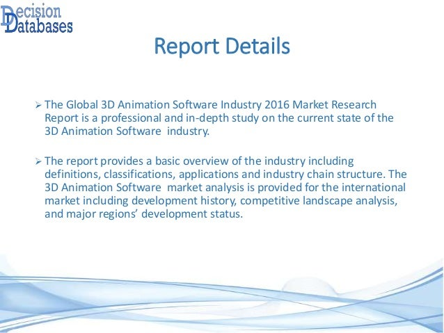 animation industry report