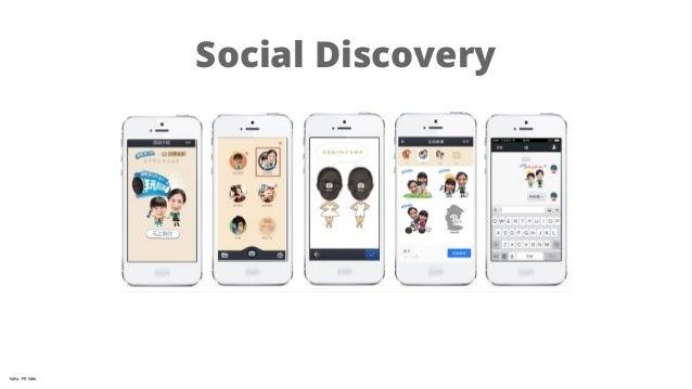 Social Discovery  Källa: PR Web