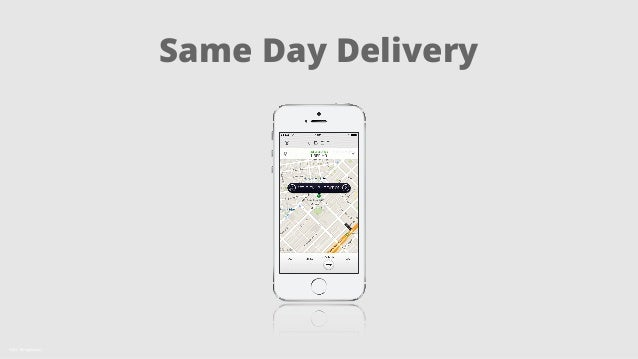 Same Day Delivery  Källa: Bungalower