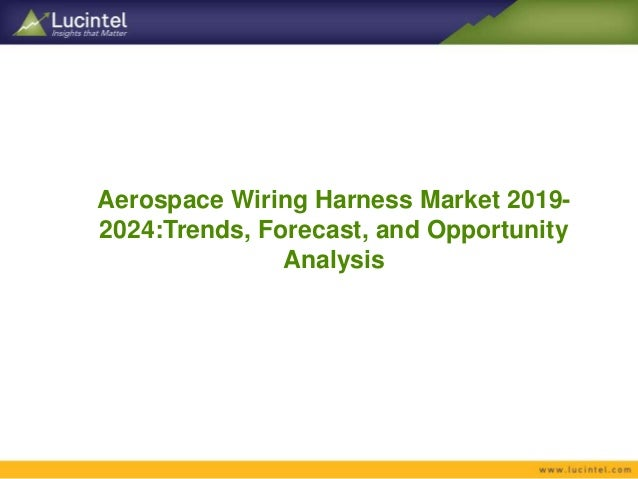 Aerospace Wiring Harness Market Report  Trends  Forecast