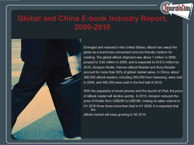 Emerged and matured in the United States, eBook has swept the globe as a brand new convenient and eco-friendly medium for ...