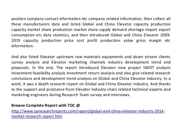 Global and china forest industry 2014